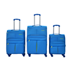 2016 Cheap designer Travel business Carry-on bule EVA compass trolly luggage