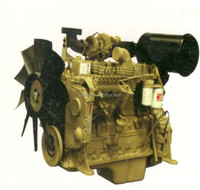 China diesel engine 6BT5.9 series 86kw~183kw for contruction machinery