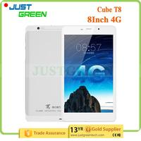 Best seller On Alibaba Cube T8 Plus 8 inch 2GB 16GB Android 5.1 Silver 4G 8 inch tablet pc touch screen digitizer with low price