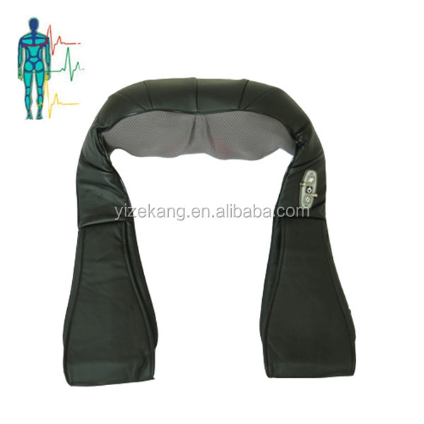 Infrared heating&kneading neck shoulder massager shawl