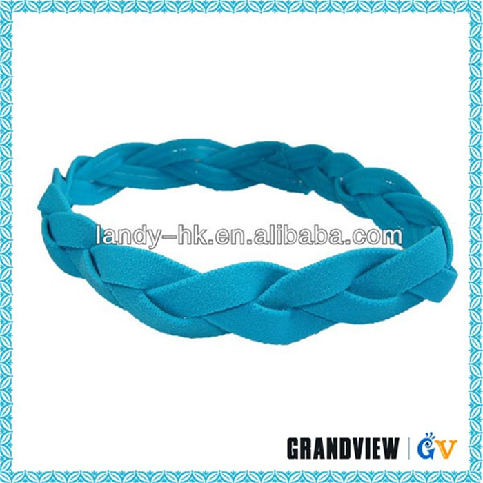 Customized colorful fashion custom cool head sweat bands