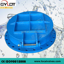 GGG40 Cast Iron Flap Valve