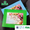 RHS custom silicone mats with beautiful printing silicone baking mat factory price