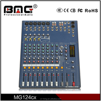 100% Yamaha Style MG-124CX Digital Mixer Console