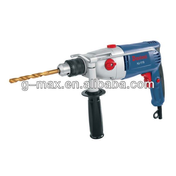 Two Speeds 16mm Impact Drill