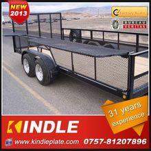 Kindle Professional heavy duty ff independent suspension with dual shock absorbors camper trailers