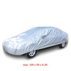 2016 hot sale Large Size L Sun UV Dust Protection Proof Outoor Indoor Car Cover 490x153x190cm