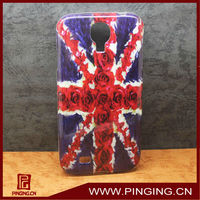 custom design flag pattern IMD TPU phone case for samsung galaxy s4 i9500