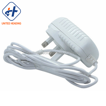 ac dc switching power adaptor 6V 2A communications equipment power adapter with  ROHS CE approved