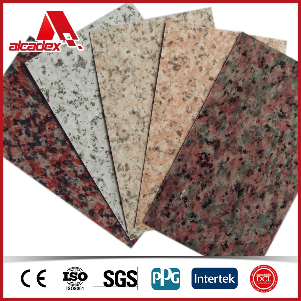 Fireproof Steel Wall Panels : Fireproof faux stone panel wall acp buy