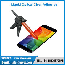 Factory direct Electronic Screen Adhesive Car Glass Bonding Adhesive Black Light Loca Glue
