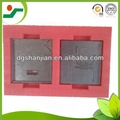 custom EPE foam /PU sponge packaging foam manufacturer