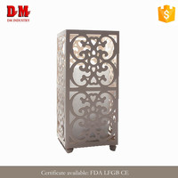 Coffee House Molded Metal Wholesale Indian Candle Holders