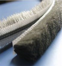 Wholesale aluminum window dustproof mohair door seal