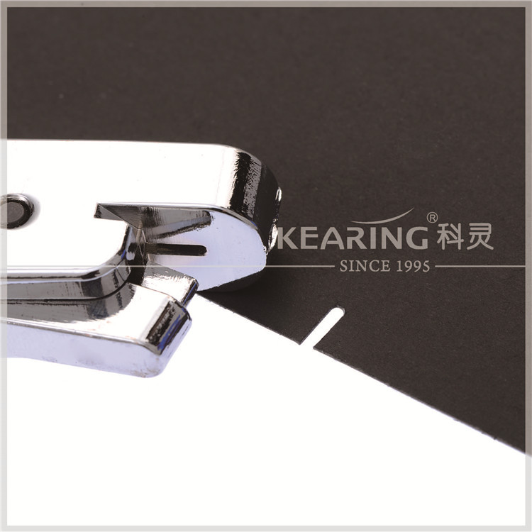 Lifetime Guaranteed Casting Alloy Pattern Notcher for Punching 1/4'' * 1/16'' Holes on the Paper for Sew Area # 45N-C