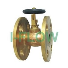 Class 150 bronze 5K 10K water gate valves with openclose indicator