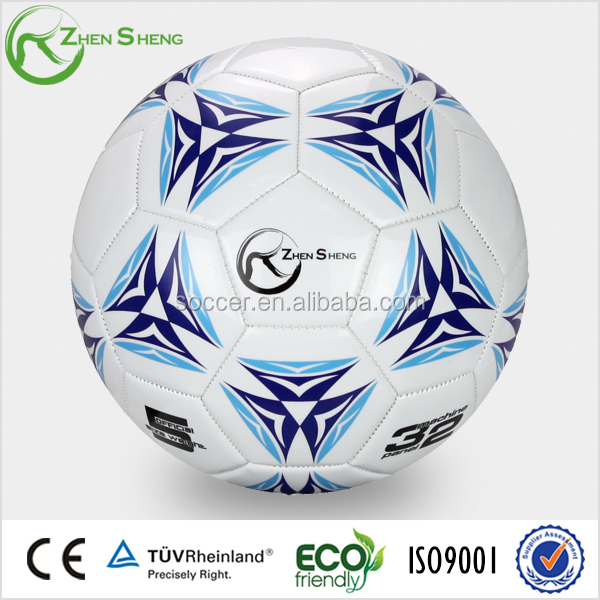 Zhensheng small pvc inflatable soccer ball
