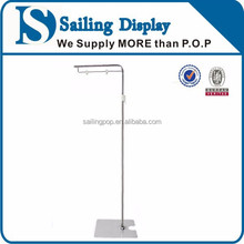 2015 Popular pop display stand poster display stand