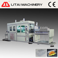 Making industrial tray plastic box blister products making machine