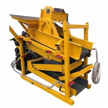 Security and reliable for river sand gold xxsx hot vibrating screen in china