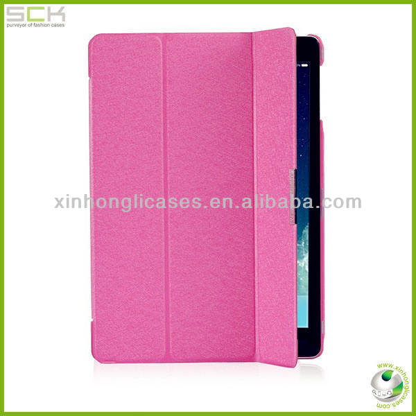 Flip case for ipad 5 , for apple ipad air case