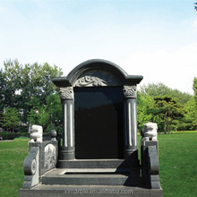 hig quality china black granite monuments with low price