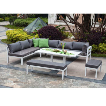 Northwest aluminum outdoor patio furniture mail order modern sectional sofa