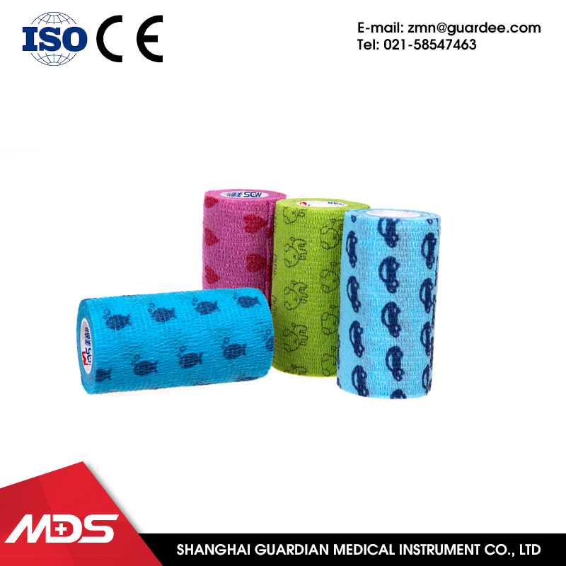 Athletes Muscle Recovery ankle bandage raw material