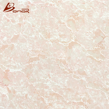 low price natural pink polished porcelain floor tile 600x600 in foshan china cheap glossy antislip pink polished floor tiles