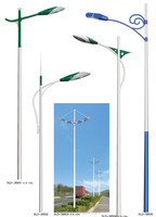 high pole road lamp