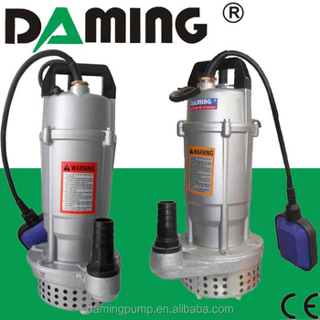 motor pump submersible