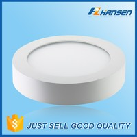 high quality 35mm thicknesse smd2835 panel led 15w surface mounted round led ceiling light
