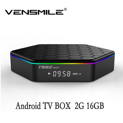 T95Z PLUS Amlogic S912 T95Z PLUS Android TV BOX 2G/16G Android 6.0 2.4G 5G BT 4.0 T95Z plus