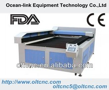 High Precision Laser Machine Printed Fabric Cutting Machine
