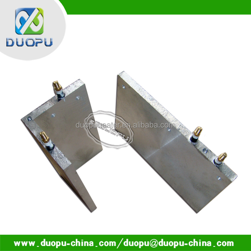 Electric rosin heat plates aluminum heat platen duopu