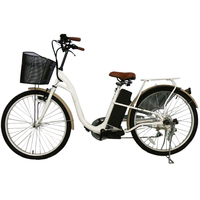 200W Powerful City Eagle Electric Motor Bike