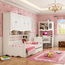Creative Kids functional wardrobe bed