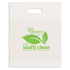 Small Run Merchandise Bio-degradable Custom Poly Bag China 100% Environmentally Friendly Plastic Bag