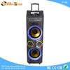 Supply all kinds of usb ball speaker,stage speaker equipment,usb trolley speaker with fm radio