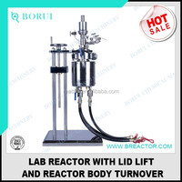 Pharmaceutical reactor / 1L 2L 3L 5L 10L chemical reactor