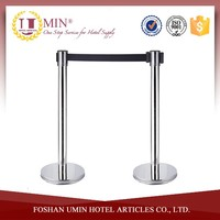 Stainless Steel Queue Barrier in Uae