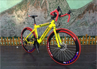 New 700C 21 Speed Colourful carbon frame Road Bike Bicycle