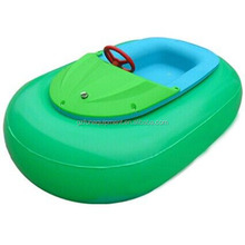 Small Electric kids Paddle Boat Inflatable swimming pool Toys Boat