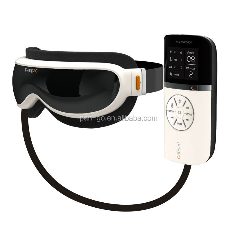 Medical Electronic eye care massager with USB connection