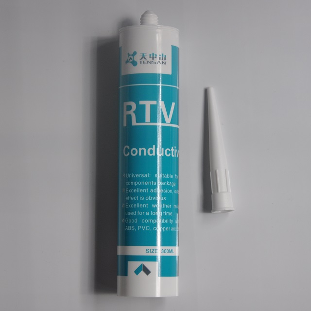 TS6601 White Silicone Adhesive Sealant Silicone RTV for Electronic and LED