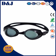 Low price anti fog ladies uv swim goggles for adult with packaging