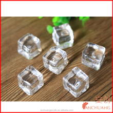 Clear Acrylic Ice Rocks for Vase Fillers or Table Scatters
