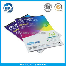 Manufacture A4 200g inkjet glossy photo paper