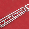 Aluminum Outdoor Background Space Truss Structure