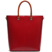 2014 new designer lady large tote leather handbags south america